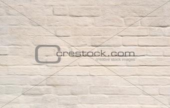 Old brickwork wall