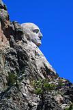 Mount Rushmore Profile View