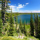 Duck Lake - Yellowstone NP