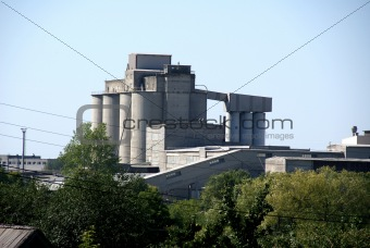 Cement manufacture
