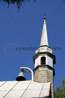 Tower and bell