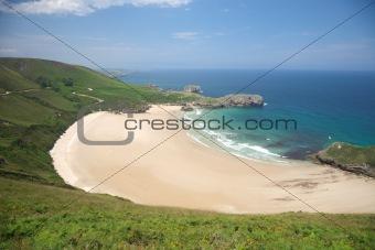 Torimbia beach side