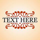 Text frame
