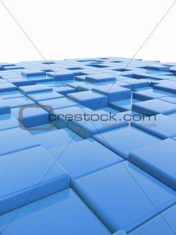 3d box floor