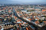 Delft from Above