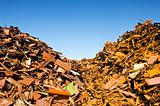 Scrap Heap Waste Separation