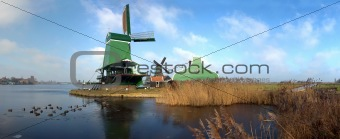 Typical Dutch Saw Mill