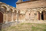 cloister ruins
