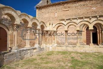 cloister ruins