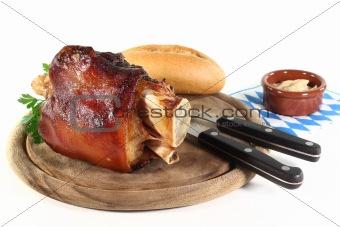 grilled pork hock