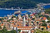 Panoramic view - Town of Mali Losinj