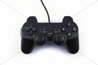 Black joystick