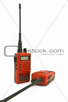 Two way CB Radio Communications