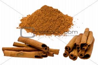 Cassia Cinnamon (Cinnamomum aromaticum)