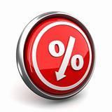 percent mark icon