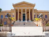 Teatro Massimo - opera house in Palermo, Sicily