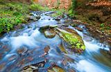Rocky Autumn Stream