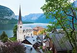 Hallstatt view (Austria)