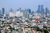 urban sprawl makati city manila