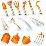Garden tools 1