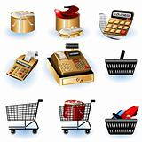 Shopping Icons 2