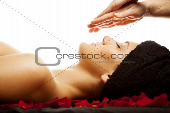 Facial energy massage