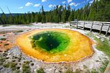 Morning Glory Pool - Yellowstone