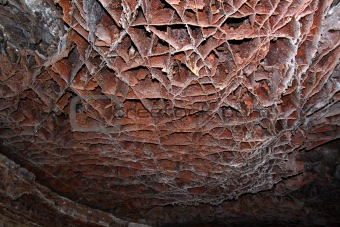 Boxwork in Wind Cave