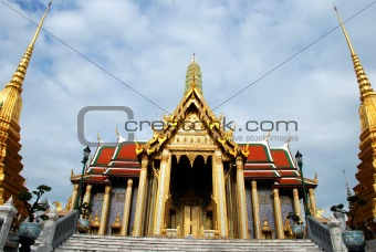 Prang Wat Phra Kaew