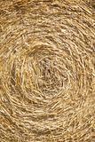 hay circle detail