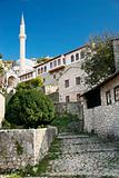pocitelj village near mostar in bosnia