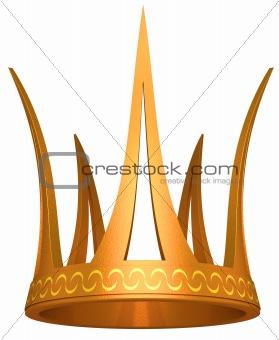 crown the princess