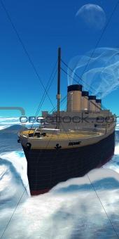 Titanic Cruiseship