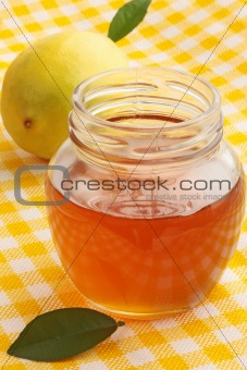 jar of  honey