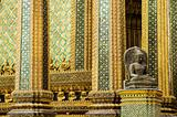 grand palace temple bangkok thailand