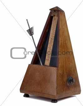 Antique Metronome
