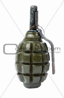 old grenade