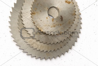 circular saw disk