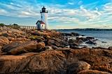 Annisquam lighthouse