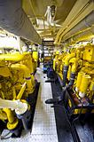 Tugboat&#39;s Engine Room