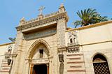 coptic christian church in cairo egypt