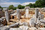 prehistoric town ruin