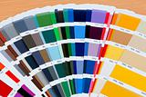 Sample a wide range of colors 