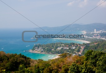 3 beaches in southern of thailand