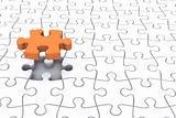 Teamwork Jigsaw