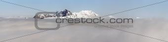 Arctic winter landscape - PANORAMA