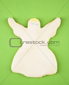 Angel cookie.