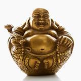 Round Buddha.