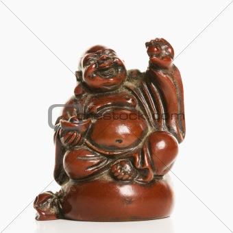 Blessing Buddha.