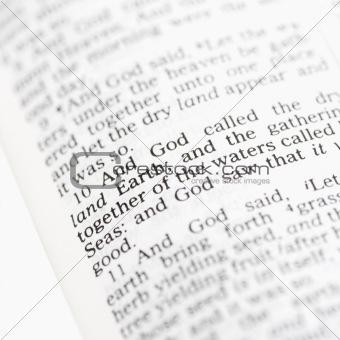 Religious text.